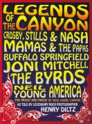 Crosby, Stills & Nash, Mamas And The Papas, Buffalo Springfield, Joni Mitchell, The Byrds, Neil Young, America: Legends Of The Canyon - DVD