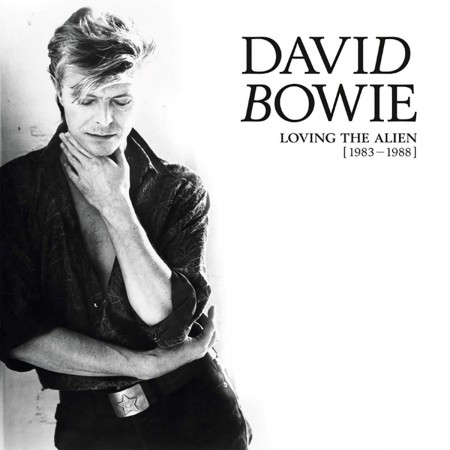David Bowie: Loving the Alien (1983-1988) - CD