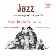 Dave Brubeck: Jazz At The College Of The Pacific - Plak