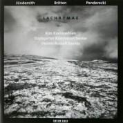 Kim Kashkashian, Stuttgarter Kammerorchester, Dennis Russell Davies: Lachrymae - Hindemith / Britten / Penderecki - CD