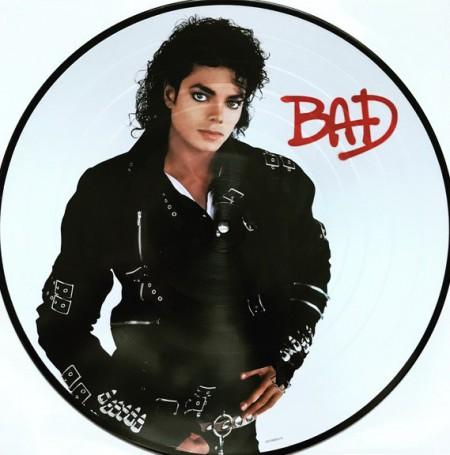 Michael Jackson: Bad (Limited Edition - Picture Disc) - Plak