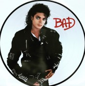 Michael Jackson: Bad (Limited Edition - Picture Disc) - Plak