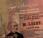 Zeynep Üçbaşaran: Liszt İstanbul'da - CD