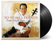 Yo-Yo Ma & Friends - Songs Of Joy & Peace - Plak