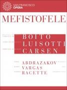 San Francisco Opera Orchestra, Nicola Luisotti: Boito: Mefistofele - DVD