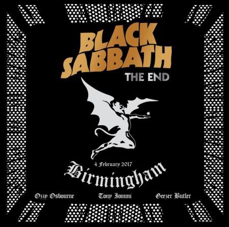 Black Sabbath: The End (Live in Birmingham) - CD