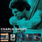 Charlie Haden: 5 Original Albums - CD
