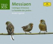 Anatol Ugorski: Messiaen: Catalogue D'oiseaux - CD