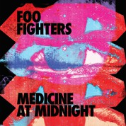 Foo Fighters: Medicine At Midnight Limited Edition - Orange Vinyl) - Plak