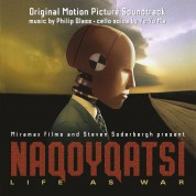 Philip Glass: Naqoyqatsi - Life as War - Plak