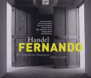 Alan Curtis: Handel: Fernando, Re di Castiglia - CD