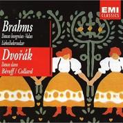 Michel Beroff, Jean-Philippe Collard: Brahms: Danses Hongroises, Liebesliederwalzer - CD