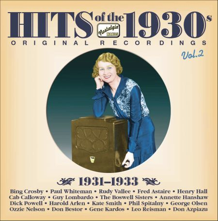 Hits Of The 1930S, Vol. 2 (1931-1933) - CD