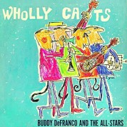Buddy De Franco: Wholly Cats - CD