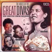 Çeşitli Sanatçılar: Voices of the Great Diva's - CD