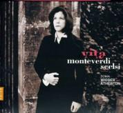 Sonia Wieder-Atherton: Vita: Monteverdi & Scelsi - CD