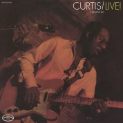 Curtis Mayfield: Curtis/Live! (Expanded) - Plak