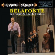 Harry Belafonte: Belafonte At Carnegie Hall - Plak