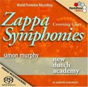 Simon Murphy, New Dutch Academy: Zappa: Symphonies - SACD