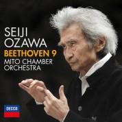 Seiji Ozawa, Mito Chamber Orchestra: Beethoven: Symphony No. 9 - CD