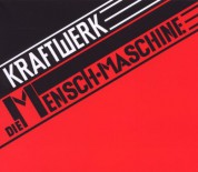 Kraftwerk: Die Mensch-Maschine (Remastered) - Plak