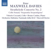 Vittorio Ceccanti: Maxwell Davies: Strathclyde Concerto No. 2 - CD