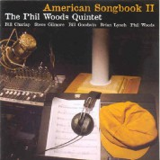 Phil Woods: American Songbook II - CD