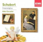 Aldo Ciccolini: Schubert: Impromptus - CD