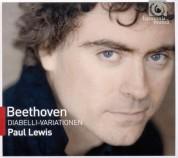 Paul Lewis: Beethoven: Variations Diabelli - CD