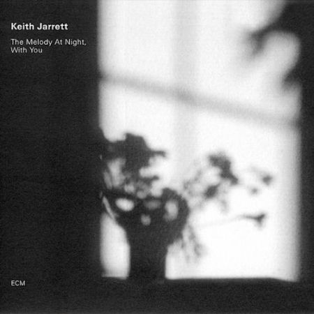 Keith Jarrett: The Melody At Night With You - CD
