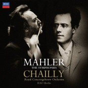 Radio Symphonie Orchester Berlin, Riccardo Chailly, Royal Concertgebouw Orchestra: Mahler: Symphonies 1-10 - CD