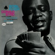 Donald Byrd: Royal Flush - CD