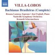 Villa-Lobos: Bachianas Brasileiras (Complete) - CD