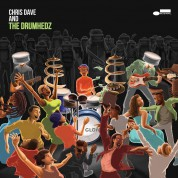 Chris Dave, The Drumhedz: Chris Dave and the Drumhedz - CD