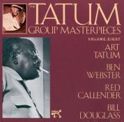 Art Tatum: The Tatum Group Masterpieces, Vol. 8 - CD