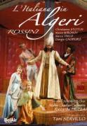 Christianne Stotijn, Maxim Mironow, Marco Vinco, Ruben Drole, Mahler Chamber Orchestra, Riccardo Frizza: Rossini: The Italian Girl In Algerie - DVD