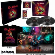 Dr. Skull: Showy Zover - Live (Siyah Plak) Boxset - Plak