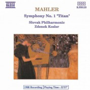 Zdenek Kosler: Mahler, G.: Symphony No. 1,