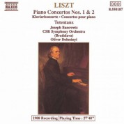 Liszt: Piano Concertos Nos. 1 and 2 / Totentanz - CD