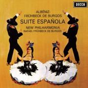 New Philharmonia Orchestra, Rafael Frühbeck de Burgos: Albéniz: Suite española - Plak