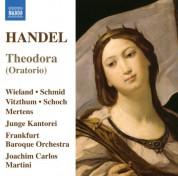 Çeşitli Sanatçılar: Handel: Theodora - CD
