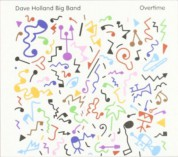 Dave Holland Big Band: Overtime - CD