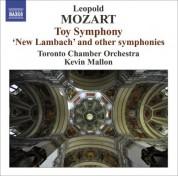 Toronto Chamber Orchestra: Mozart, L.: Toy Symphony / Symphony in G Major,