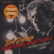 Bob Dylan: More Blood, More Tracks: The Bootleg Series Vol.14 (Remastered) - Plak