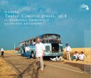 Giovanni Antonini, Il Giardino Armonico: Handel: 12 Concerti Grossi, Op.6 - CD