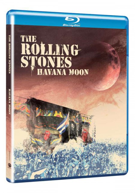 Rolling Stones: Havana Moon - BluRay