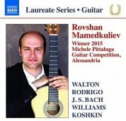 Rovshan Mamedkuliev - Guitar Recital - CD
