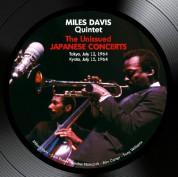 Miles Davis: The Unissued Japanese Concerts - CD