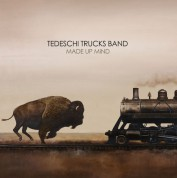 Tedeschi Trucks Band: Made Up Mind (Coloured Vinyl) - Plak