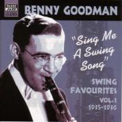 Goodman, Benny: Sing Me A Swing Song (1935-1936) - CD